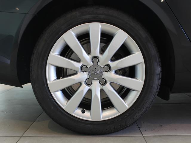 アウディ アウディ A4アバント 2.0TQ 2014モデル ワンオーナー 認定中古車