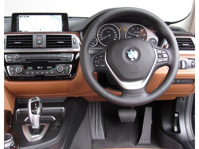 BMW BMW 320dツーリング ラグジュアリー ナビ茶レザー17AW