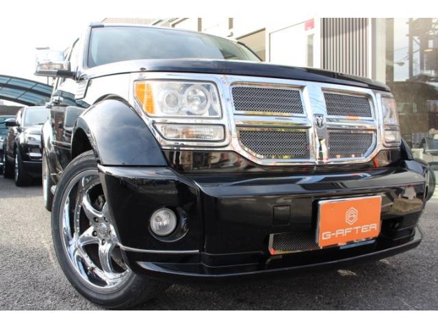ジーアフターの全在庫は船橋店でもご紹介可能!ワンオーナー 4WD キセノン 社外HDDナビ 地デジ ETC