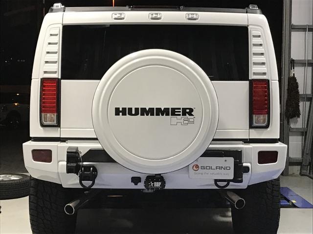ハマー ハマー H2 ラグジュアリーPKG HDDナビ 社外22AW サンルーフ