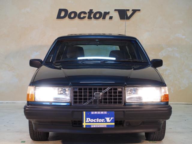 ボルボ ボルボ 940ターボエステート ワンオーナー車輌