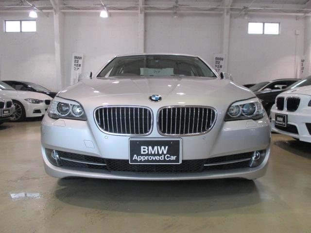 BMW BMW 523dハイラインパッケージ・ナビ・カメラ・センサー