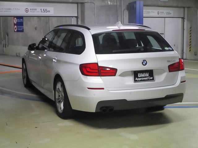 BMW BMW 523iツーリング Mスポーツレザーシート