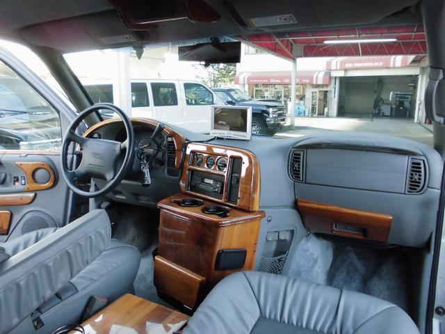 GMC GMC サファリ ハイルーフ 新車並行 当社出戻り ラウンジシート 1年保証
