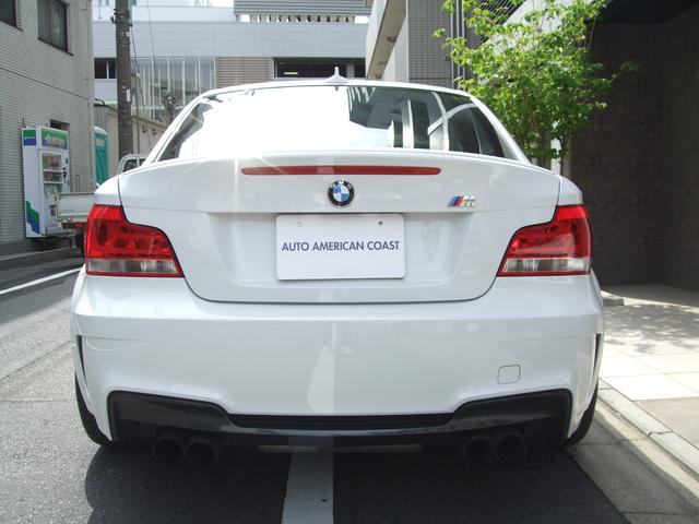 BMW BMW 1シリーズ M 1Mクーペ ディーラー未導入グレード