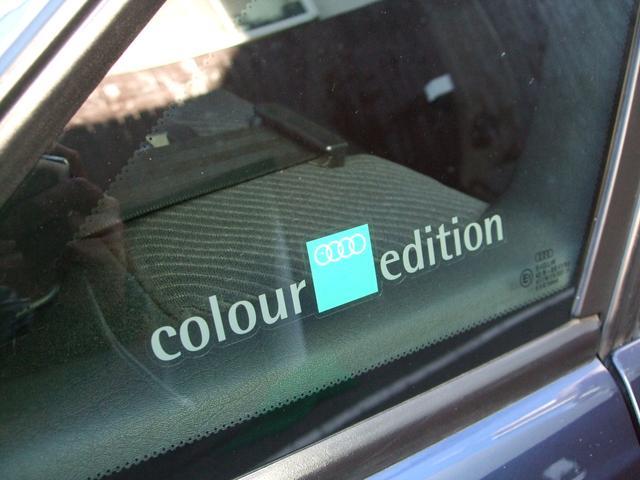 アウディ アウディ 80 2.0E カラーエディション ワンオーナー車