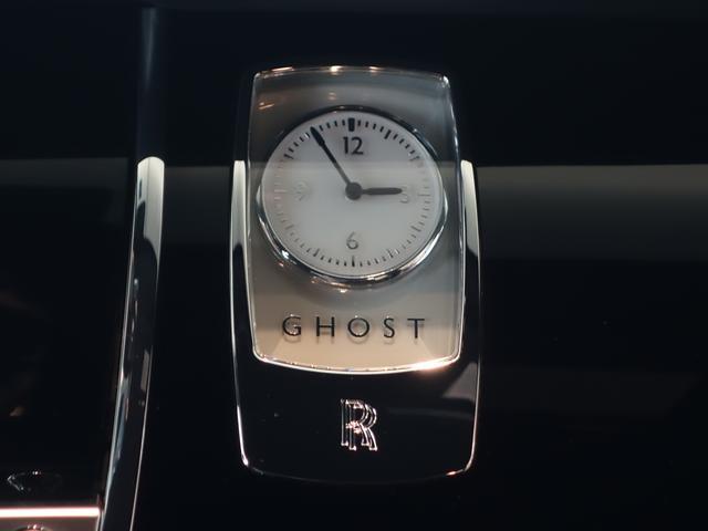 Ghostアナログ時計