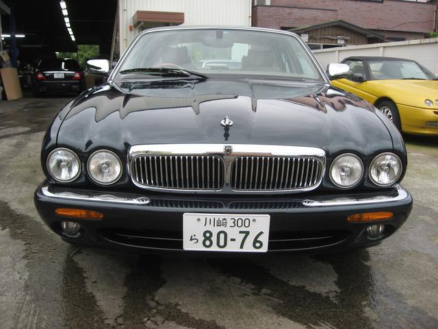 ジャガー ジャガー XJ ソブリン3.2-V8