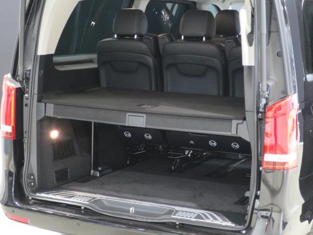 メルセデス・ベンツ M・ベンツ V220d アバンギャルド エクストラロング 登録済未使用車