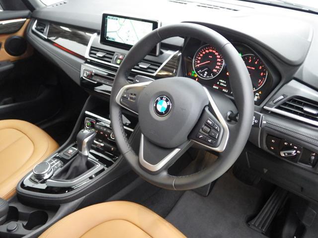 BMW BMW 218iアクティブツアラー ラグジュアリー