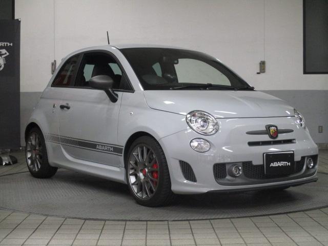 アバルト アバルト 595 コンペティツィオーネ mt : autos.goo.ne.jp