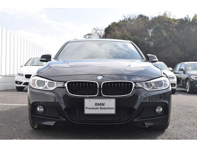 BMW BMW 320i Mスポーツ  純正ナビ ETC Rカメ 保証付