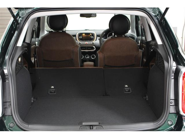 フィアット フィアット 500X クロス プラス 新車保証継承 元デモカー 4WDモデル