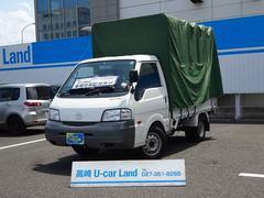 ボンゴトラック1.8 DX ワイドロー 幌車