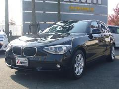 BMW BMW 116i コネクテッドドライブ 純正HDDナビ 自動ブレーキ 1.6L