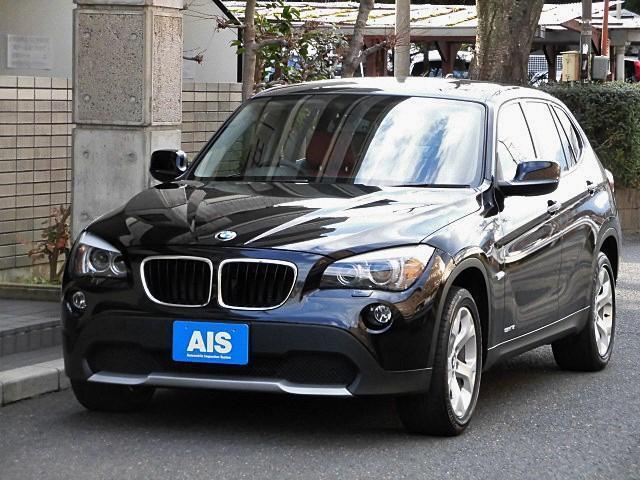 BMW X1 sDrive 18i ナビ TV ワンオーナー禁煙車...