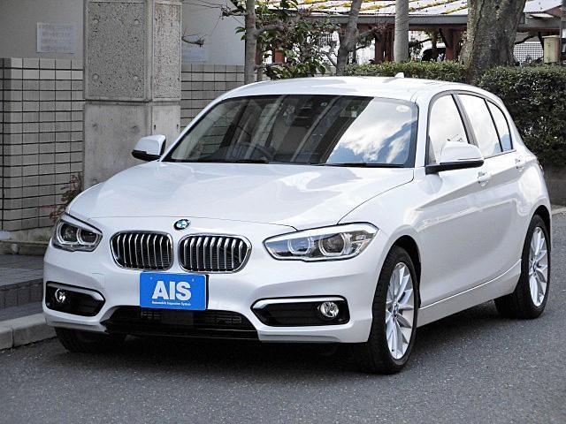 BMW 1シリーズ 118i ファショニスタ 380台限定車 ワン...