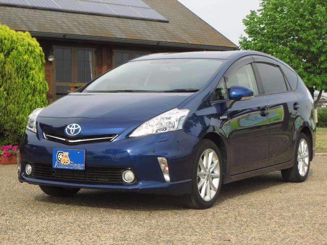 Photo of TOYOTA PRIUS ALPHA S TOURING SELECTION / used TOYOTA