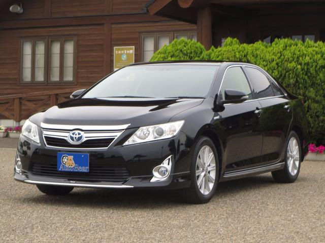 Photo of TOYOTA CAMRY HYBRID G PACKAGE / used TOYOTA