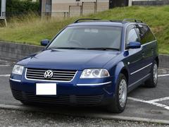 VW パサートワゴン2.0 純正オーディオ 8エアバッグ ABS キーレス
