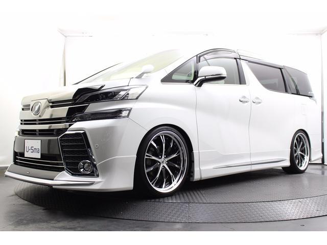 トヨタ 2.4Z Gエディション 4WD プリクラッシュ モデリスタ