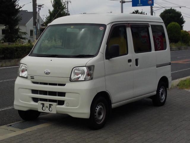 ダイハツ CNG 天然ガス自動車