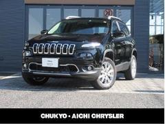 クライスラージープ チェロキーリミテッド 弊社デモカー 新車保証継承 ナビ レザーシート