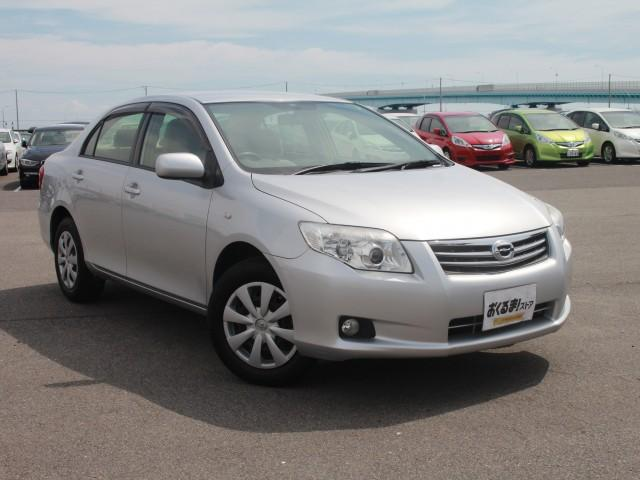 Photo of TOYOTA COROLLA AXIO  / used TOYOTA