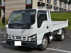 エルフトラックダンプ 最大積載量3t MT5速 フル装備