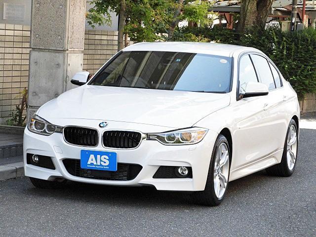 BMW 3シリーズ 320d Mスポーツ ナビTV インテリジェン...