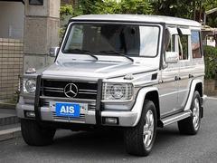 M・ベンツG500ロング クラシック25限定車 ナビTVサンルーフ黒革