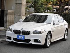 BMW523i Mスポーツ ナビTV Bカメラ ワンオーナー