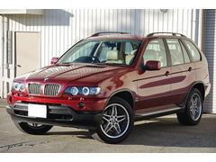 BMW X53.0i 4WD ブレイトン19inアルミ イカリングHID