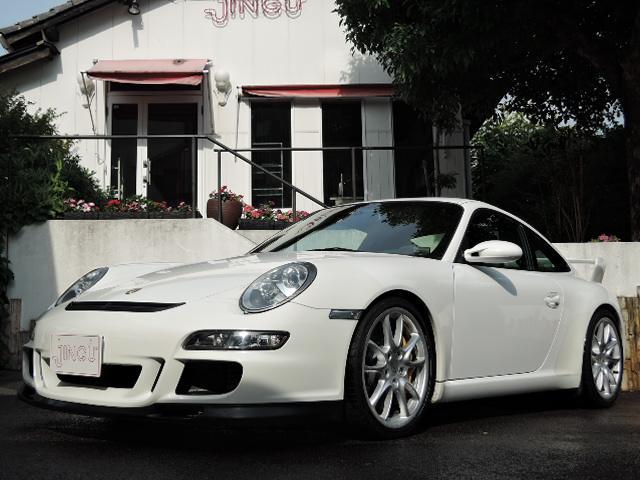 ポルシェ 911 997GT3 3.6 6MT  ディーラー車
