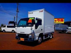 新潟の中古車 いすゞ エルフトラック 車両価格 199.8万円 リ済別 平成20年 6.9万K 白
