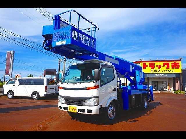 日野 FJL 標準ロング 22m 高所作業車
