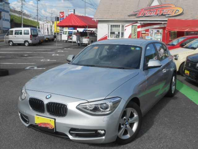 BMW 1シリーズ 116i RHD スポーツ (検28.12)