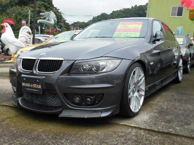 BMW 3シリーズ 320i RHD (なし)