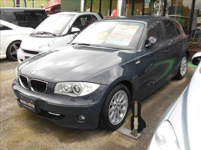 BMW 1シリーズ 118i (なし)