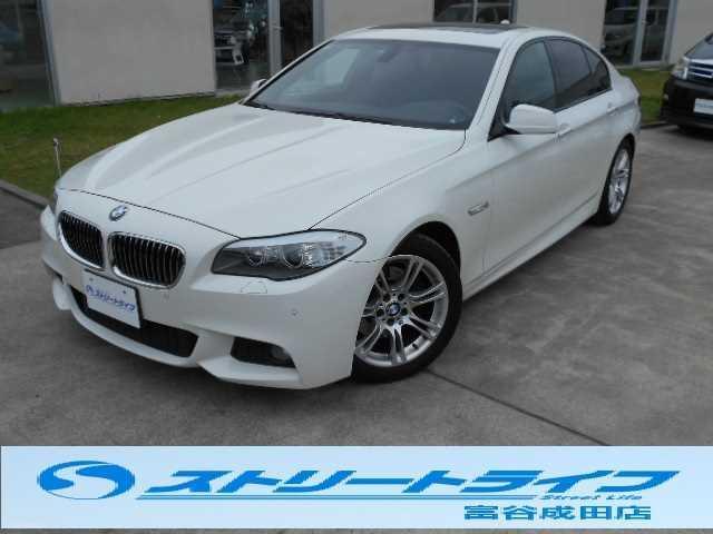 BMW 5シリーズ 528i M Sport (検29.3)
