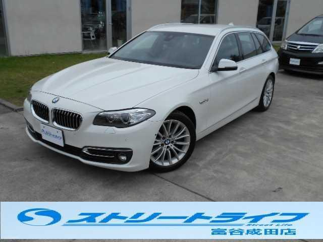 BMW 5シリーズ 523d Luxury RHD (なし)