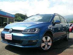 VW ゴルフヴァリアント1.2TSI Trendline BLUEMOTION