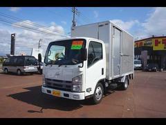 新潟県の中古車ならアトラストラック 2.85t FSL セミロング アルミバン 垂直PG付