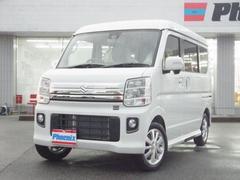 エブリイワゴンPZターボスペシャル4WD RBS スマートキー Wパワスラ