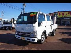 新潟県の中古車ならタイタントラック 1.5t 4WD FWL Wタイヤ Wキャブ