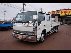 新潟の中古車 いすゞ エルフトラック 車両価格 175万円 リ済別 平成15年 11.7万K 白