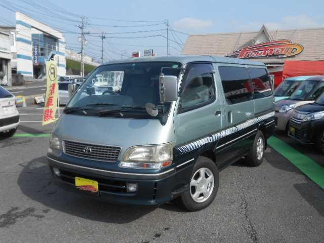 トヨタ 3000 スーパーカスタム ETC 片側スライドドア CD