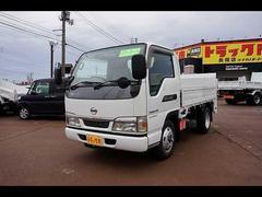 新潟の中古車 日産 アトラストラック 車両価格 156.6万円 リ済別 平成15年 9.3万K 白