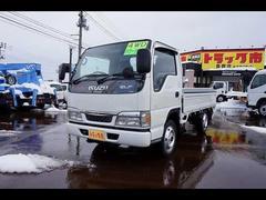 新潟の中古車 いすゞ エルフトラック 車両価格 199.8万円 リ済別 平成16年 7.5万K 白