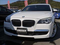 BMW740i Mスポーツ 右ハンドル Goo鑑定車 禁煙 HID
